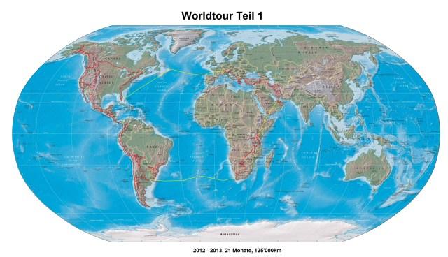Worldtour Part 1