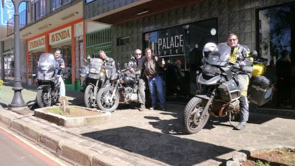 Abschied aus Sao Lourenco