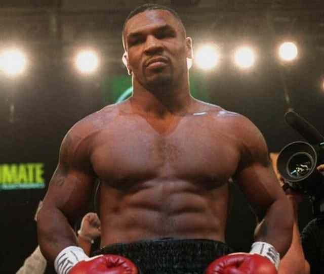 Holes In The Walls The Night Iron Mike Tyson Was The Best He