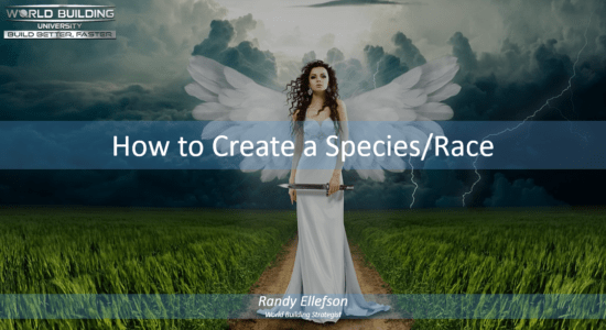 How to Create a Species/Race