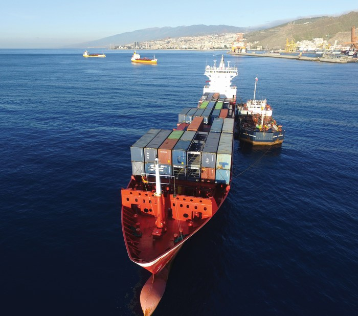 world bunkering port of tenerife 2017