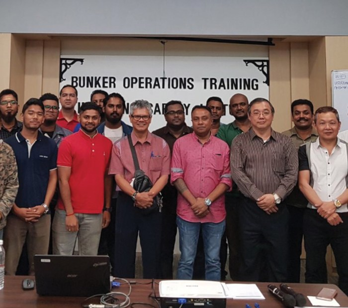 ASIA BRANCH EXPANDS TRAINING REACH