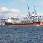©AMSOL has taken delivery of the bunker tanker Isiqalo