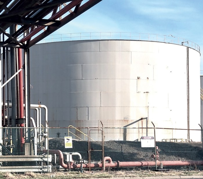 ExxonMobil's Altona refinery is one of those struggling in the pandemic ©David Jackmanson