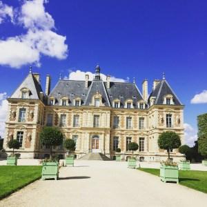 Chateau of Parc de Sceaux