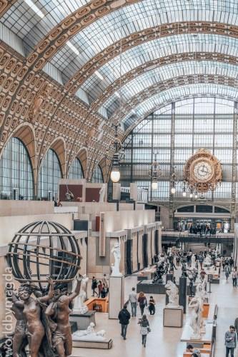 Muzeum Orsay w Paryżu