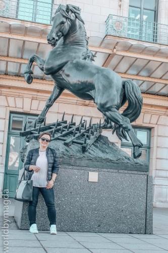 Wejście do Muzeum Orsay