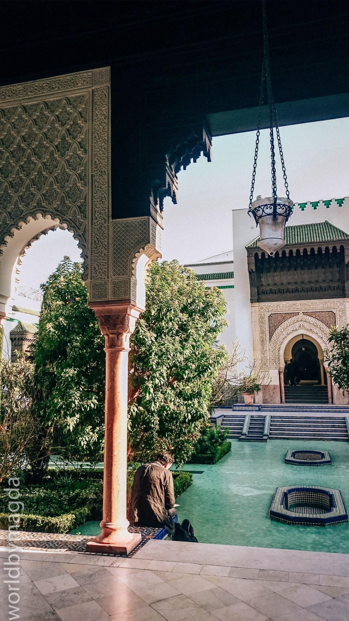 Wielki Meczet w Paryżu