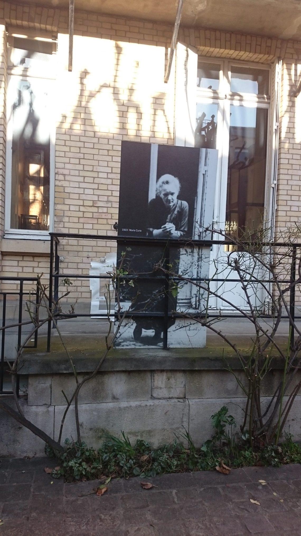 Muzeum Marie Curie w Paryżu