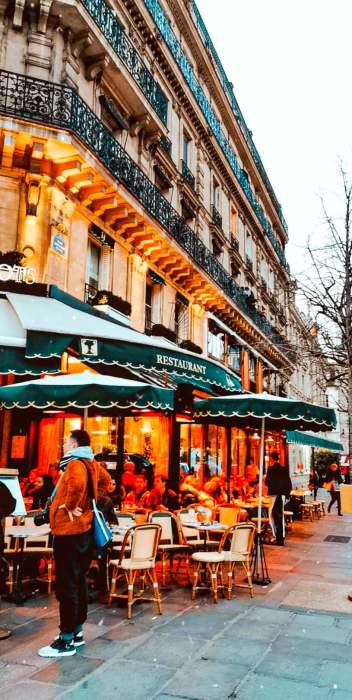 Paryż- drogie miasto
