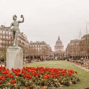 Darmowy przewodnik po Paryżu