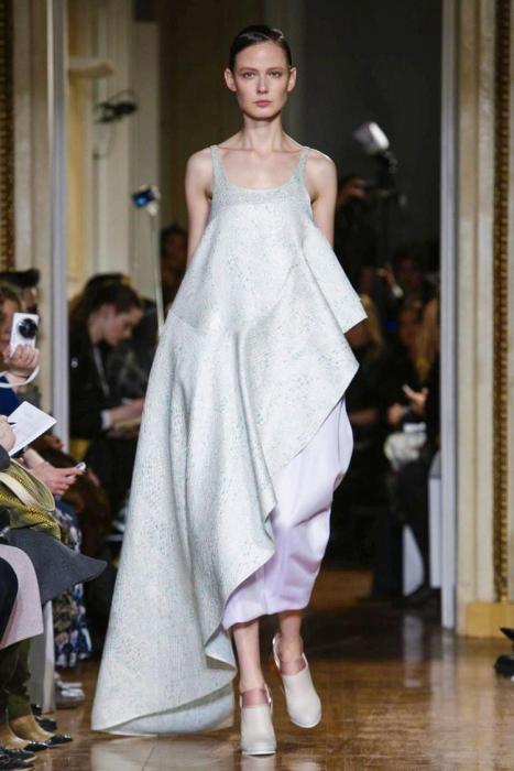 Być modelką w Paryżu