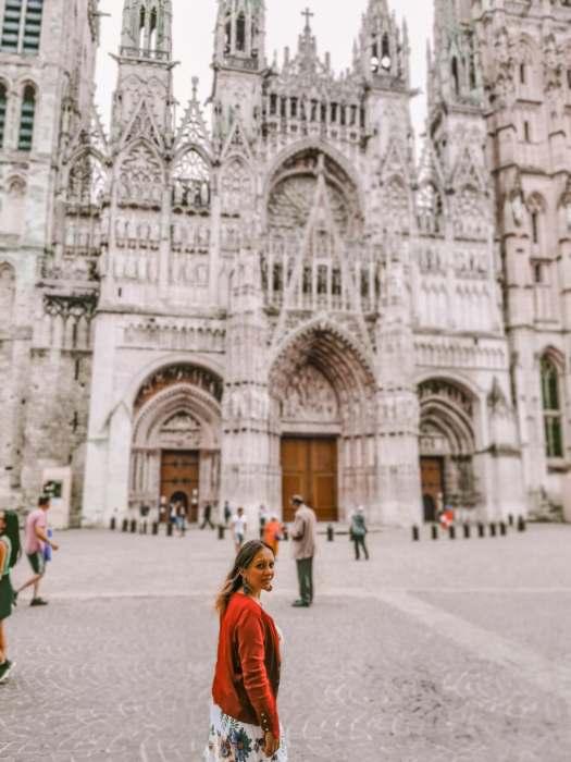 Rouen: weekend pod Paryżem