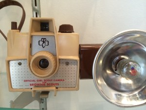 Brownie camera technology