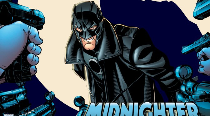 Charisma, fetishism, homosexuality, and violence: Midnighter #1 [review]