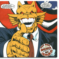 Satire predicts politics - Allusions to Donald Trump's presidential campaign in DC Comics' The Demon #26-29 (1992)
