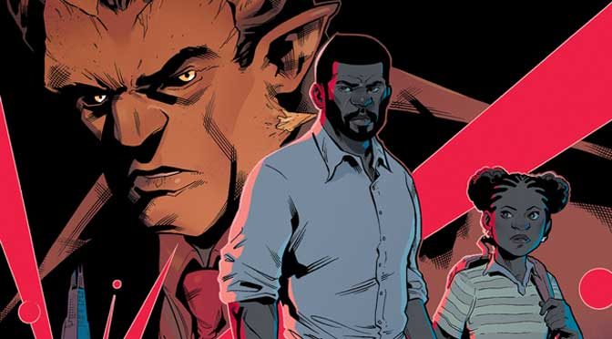 Darkness Visible #1-3 (Review)