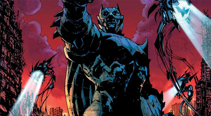 Dark Days: The Forge #1 (review)