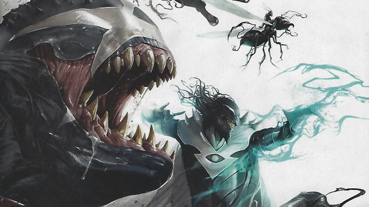 Edge of Venomverse: War Stories #1 (Review)