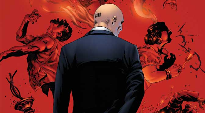 Agent 47: Birth of a Hitman #1 (Review)