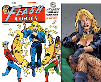 Happy 70th Birthday, Black Canary