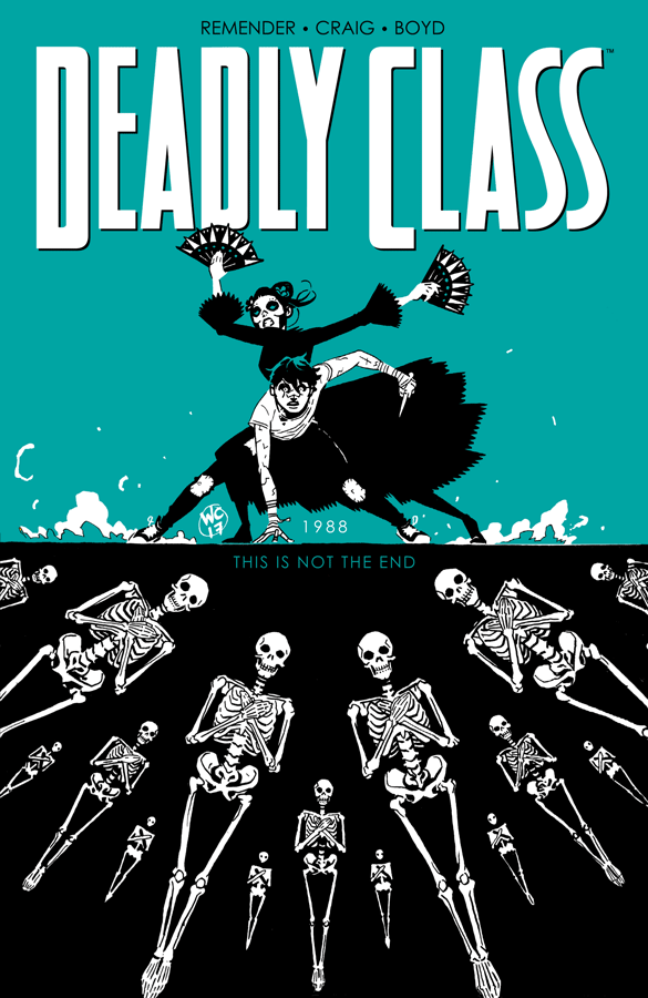Please Shoot Viktor!: Deadly Class volume 6 (review)