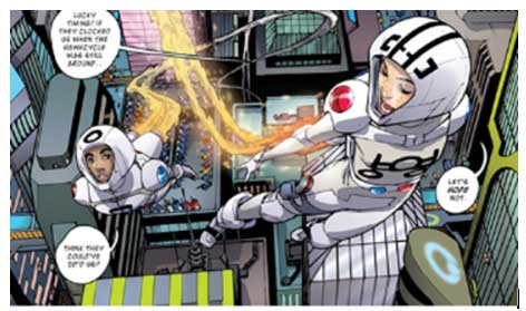 Rocket Girl Volume 1 (Review)