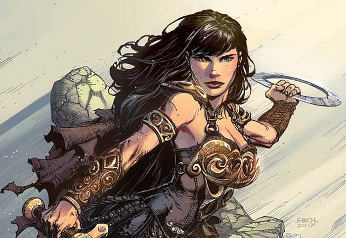 Xena: Warrior Princess Vol. 4 #1 (Review)