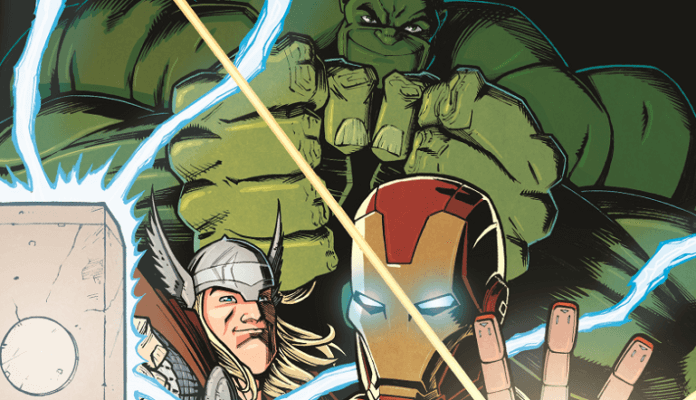 Avengers: Back to Basics #1 (Review)