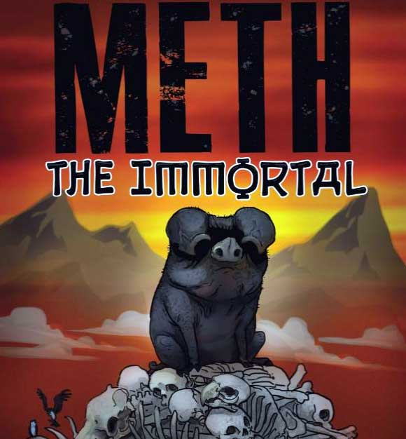 Meth the Immortal #1 (Review)