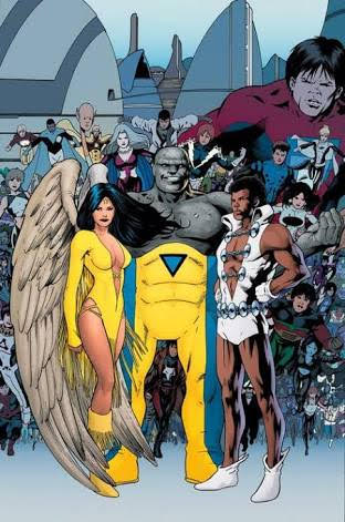 Happy Sixtieth Birthday Legion of Superheroes