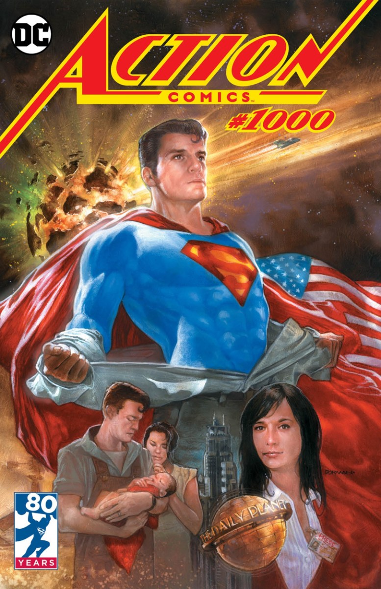 Action Comics #1000 (Review)