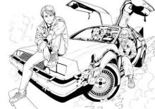 back to the future manga imga 4