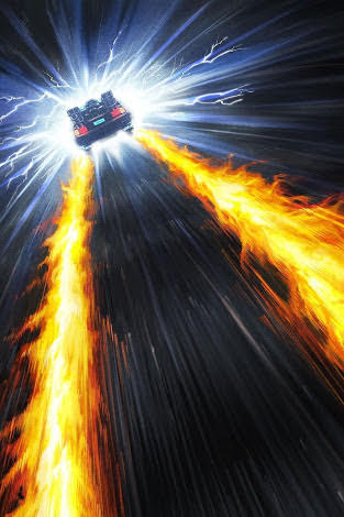 Back to the Future manga adaption by One Punch Man cancelled due to rights issues