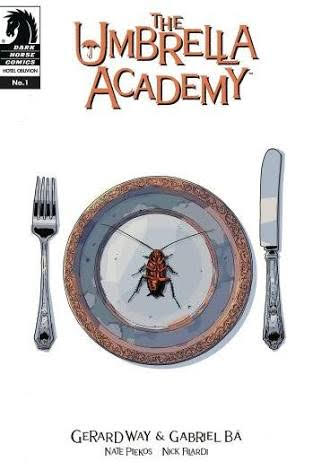 The Umbrella Academy: Oblivion Hotel #1 (Review)