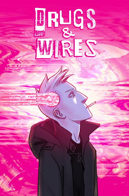 Drugs and Wires: Down in a Hole (review) (volume 1)