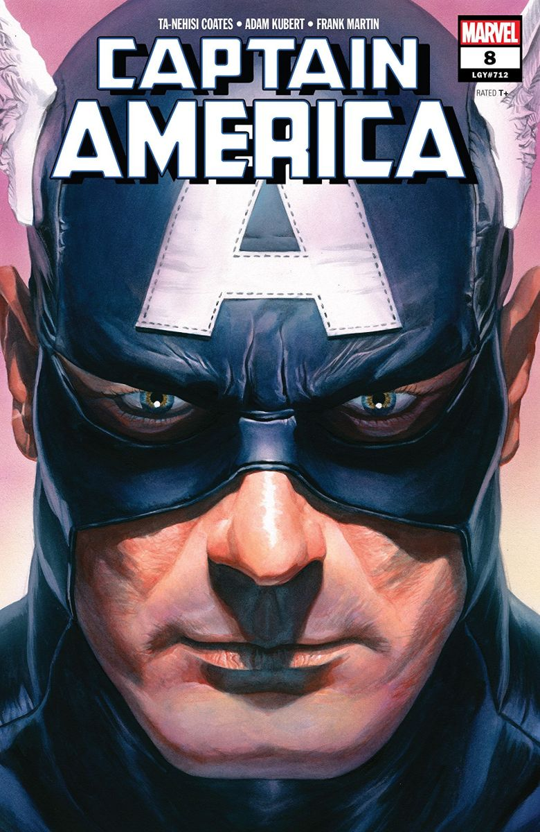 Captain America #8 (REVIEW)