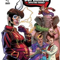 Supermom: Expecting Trouble #1 (review)