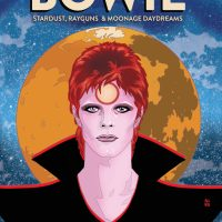 Hadden Hall v Bowie: Stardust, Rayguns and Moonage Daydreams - a comparative review