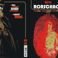 Rorschach #1 (review)