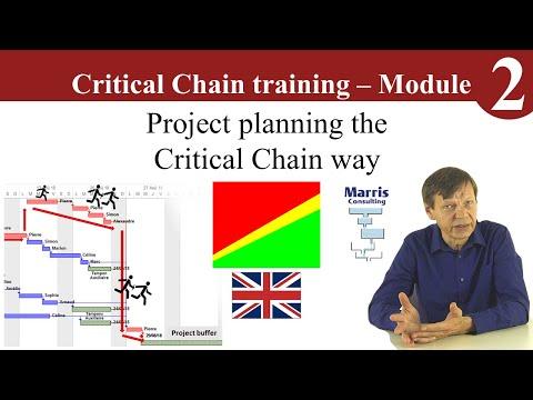 (En) Critical Chain Training – Planning the CCPM Way 2/4