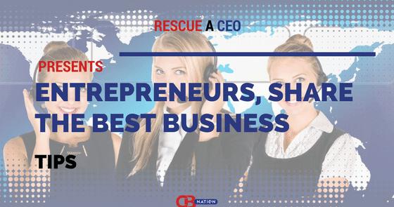 24 Entrepreneurs Share Their Best Business Tips