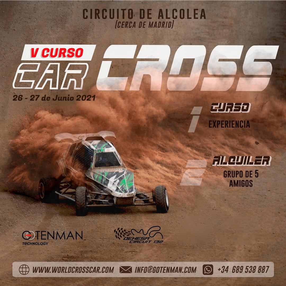 Alquilar Kart Cross