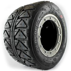 Neumático GOLDSPEED FT Rojo 225-40-10
