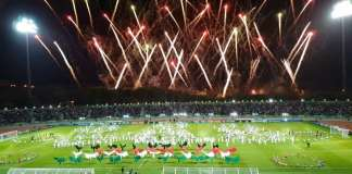 FIFA U17 World Cup Opening ceremony information