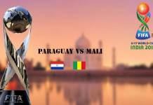 Paraguay vs Mali