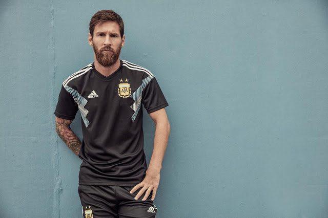 Argentina 2018 Team Kits