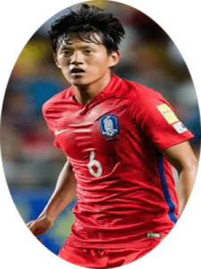 Hong Chul is a South Korean football player who plays for K League 1 side Suwon Samsung Bluewings.