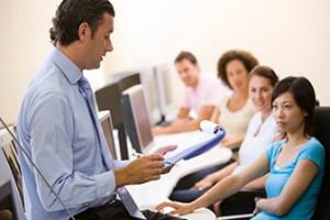 manager training staff