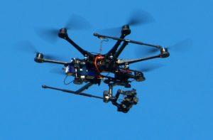 a custom drone